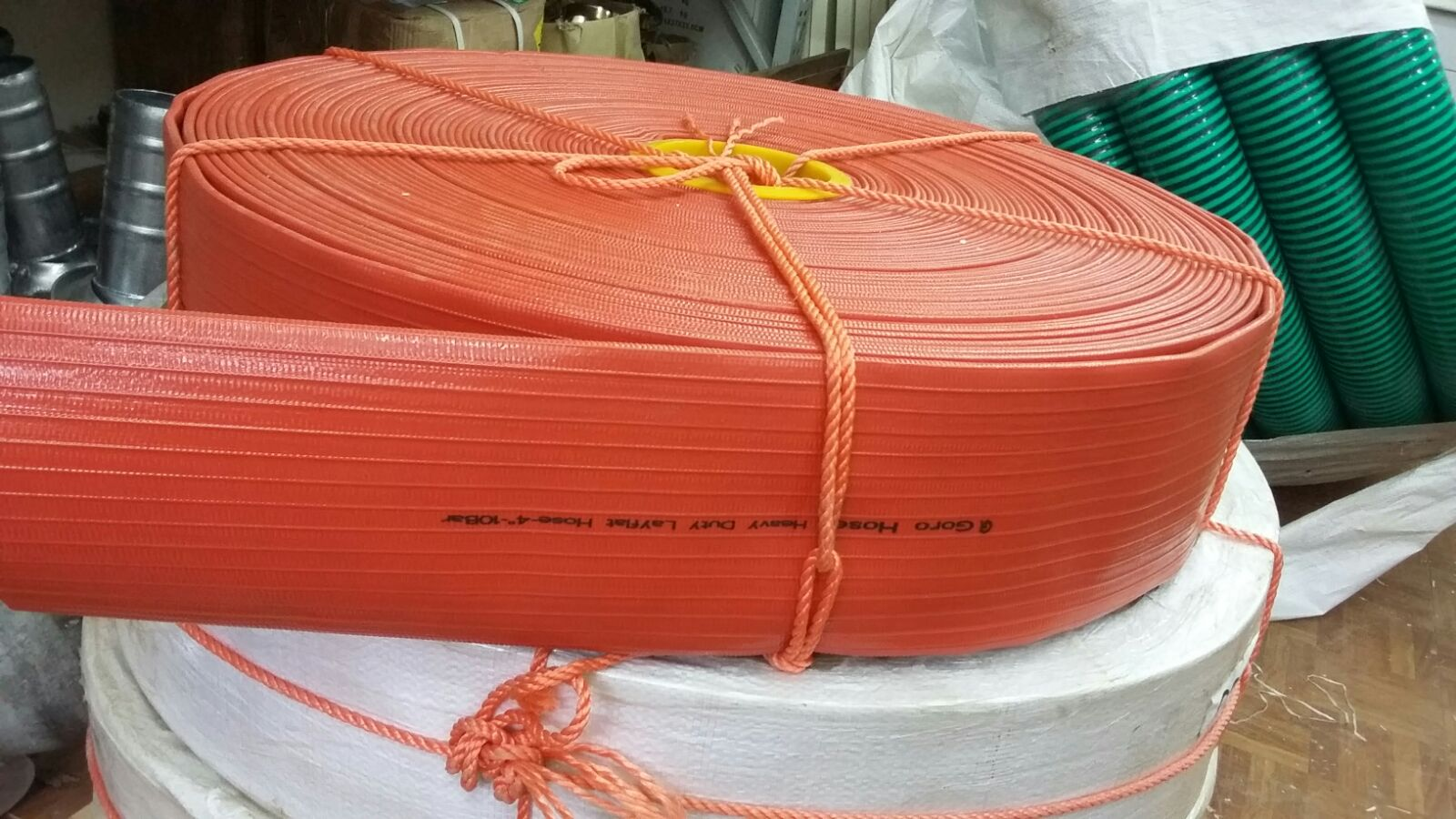 pvc lay flat hose rina co ltd